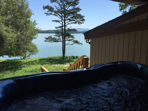 picture of The Lake House cabin