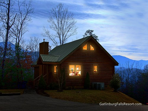 Pigeon Forge Cabin Dream Maker 1 Bedroom Sleeps 4