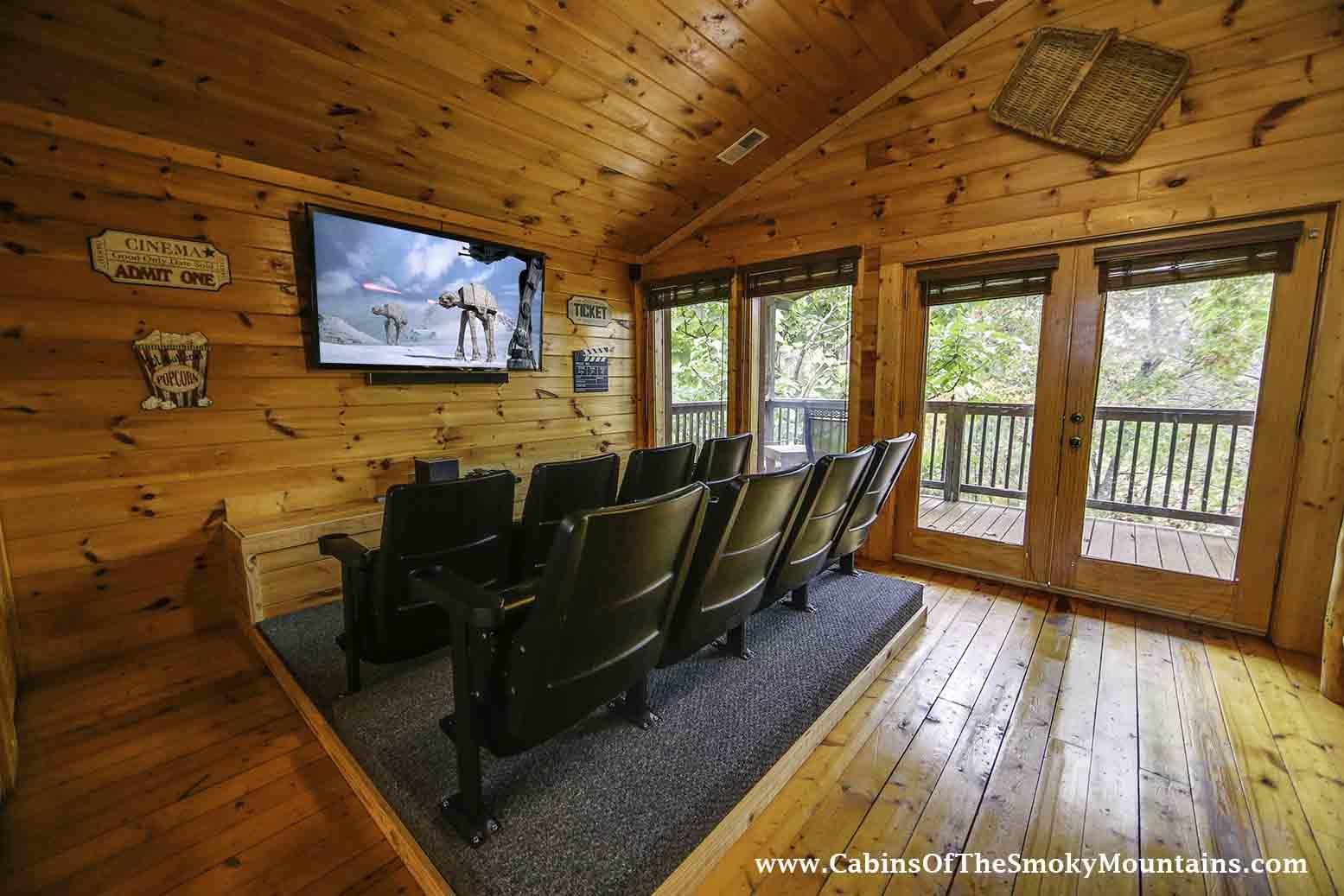 7 Bedroom Cabins