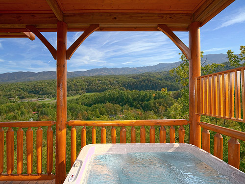 picture of Above The Tree Tops cabin