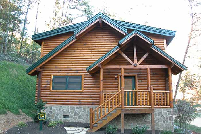 picture of Stone's Throw cabin