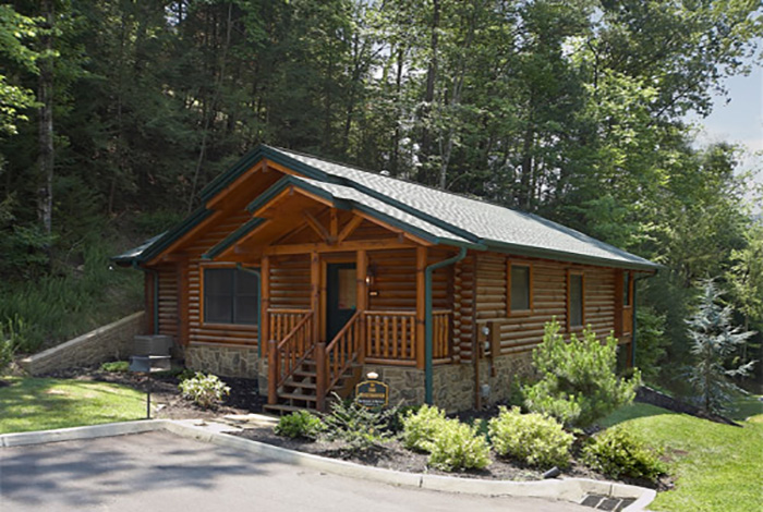 picture of The Honeymooner cabin
