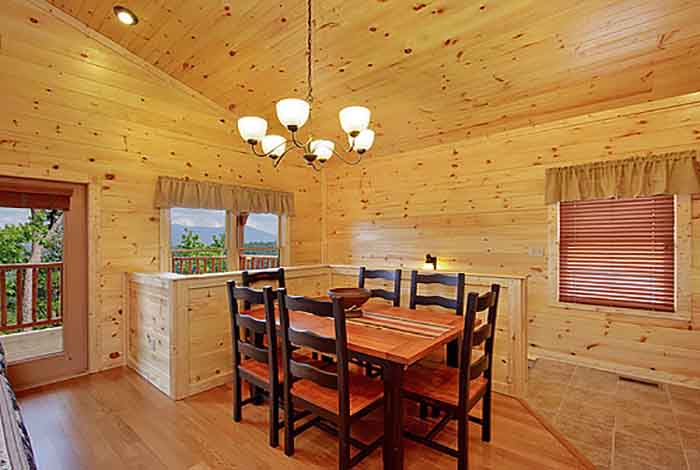 picture of Mountain Rendezvous cabin