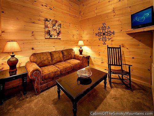 pigeon forge cabin appalachian dream 4 bedroom sleeps 10