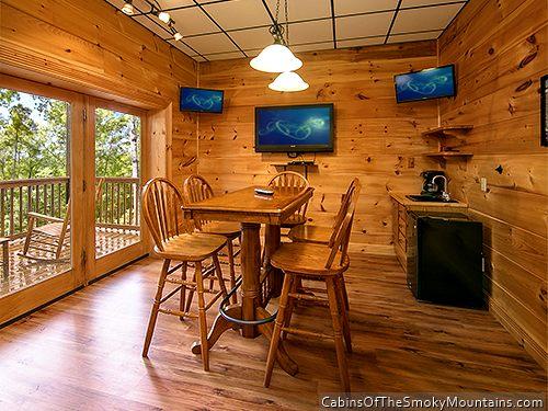 pigeon forge cabin appalachian dream 4 bedroom