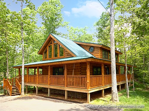 picture of Brother Bears Lodge cabin