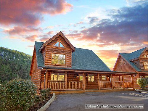picture of Lazy Bear Lodge cabin