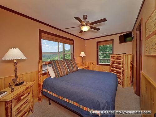 pigeon forge cabin smokies tower 6 bedroom sleeps 19