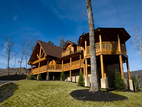 Mountain paradise a gatlinburg cabin rental autos post for Privately owned cabins in the smoky mountains