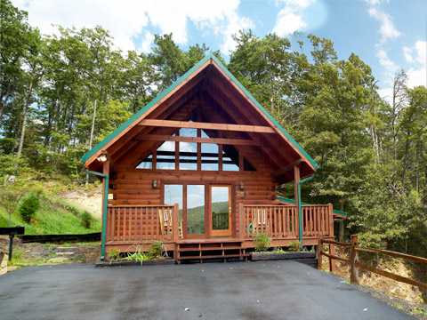 Pigeon forge cabin hugs n kisses 1 bedroom sleeps 4 for Endless joy cabin gatlinburg