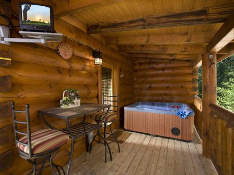 picture of Hakuna Matata cabin