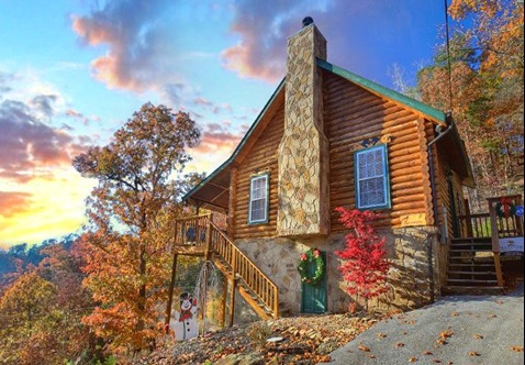 picture of Serendipity cabin