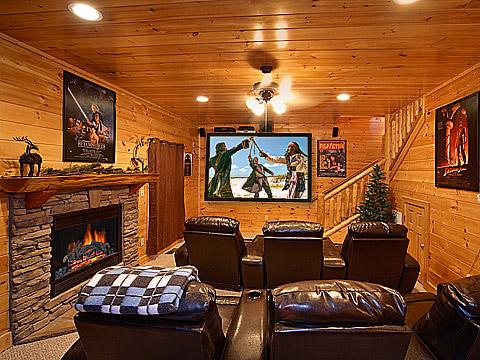 picture of Knockin on Heaven's Door cabin
