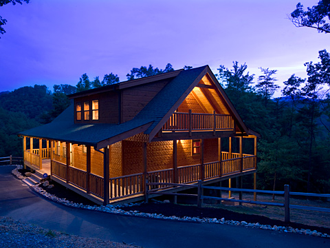 picture of Mountain Sanctuary cabin