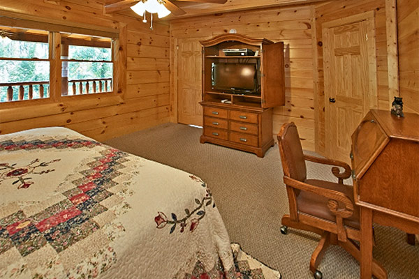 pigeon forge cabin bearfoot memories 2 bedroom