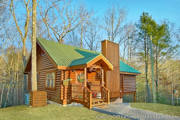 Pigeon Forge Cabin Smoky Mountain Memories 1 Bedroom