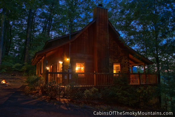 picture of Privacy Peak cabin