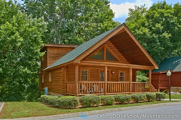 Pigeon Forge Cabin Smoky Mountain Retreat 1 Bedroom Sleeps 4