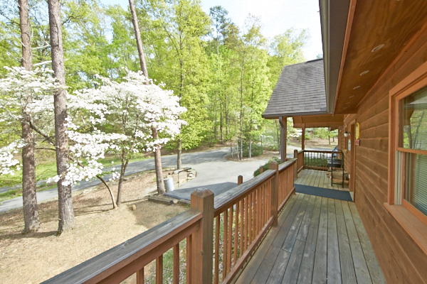 Pigeon Forge Cabin Bluff View 3 Bedroom Sleeps 8 Swimming Pool Access