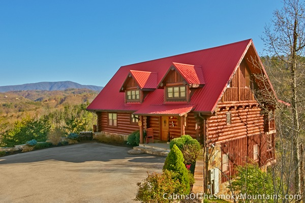 picture of Mountaintop Paradise cabin