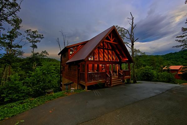 picture of Mountain Memories Retreat cabin