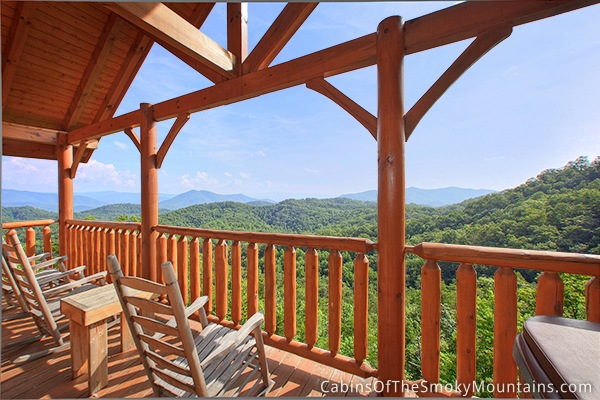 Pigeon Forge Cabin Happy Place 1 Bedroom Sleeps 8