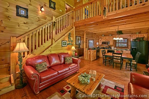picture of Majestic Splendor Lodge cabin