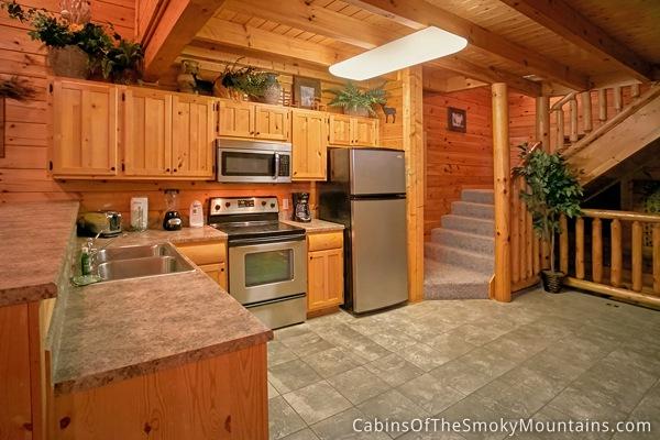 pigeon forge cabin glorious dawn 2 bedroom sleeps 8