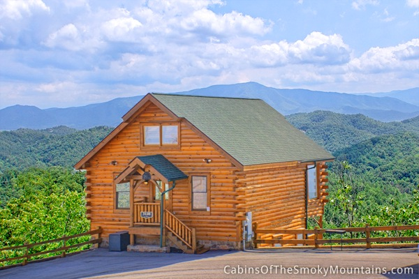 picture of Million Mile View cabin