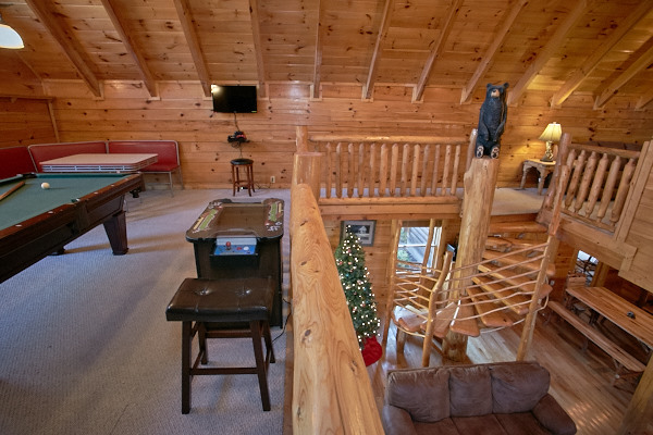 pigeon forge cabin mountain valley dreams 3 bedroom