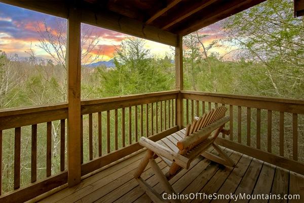 Pigeon Forge Cabin Pools Rush Inn 1 Bedroom Sleeps 4