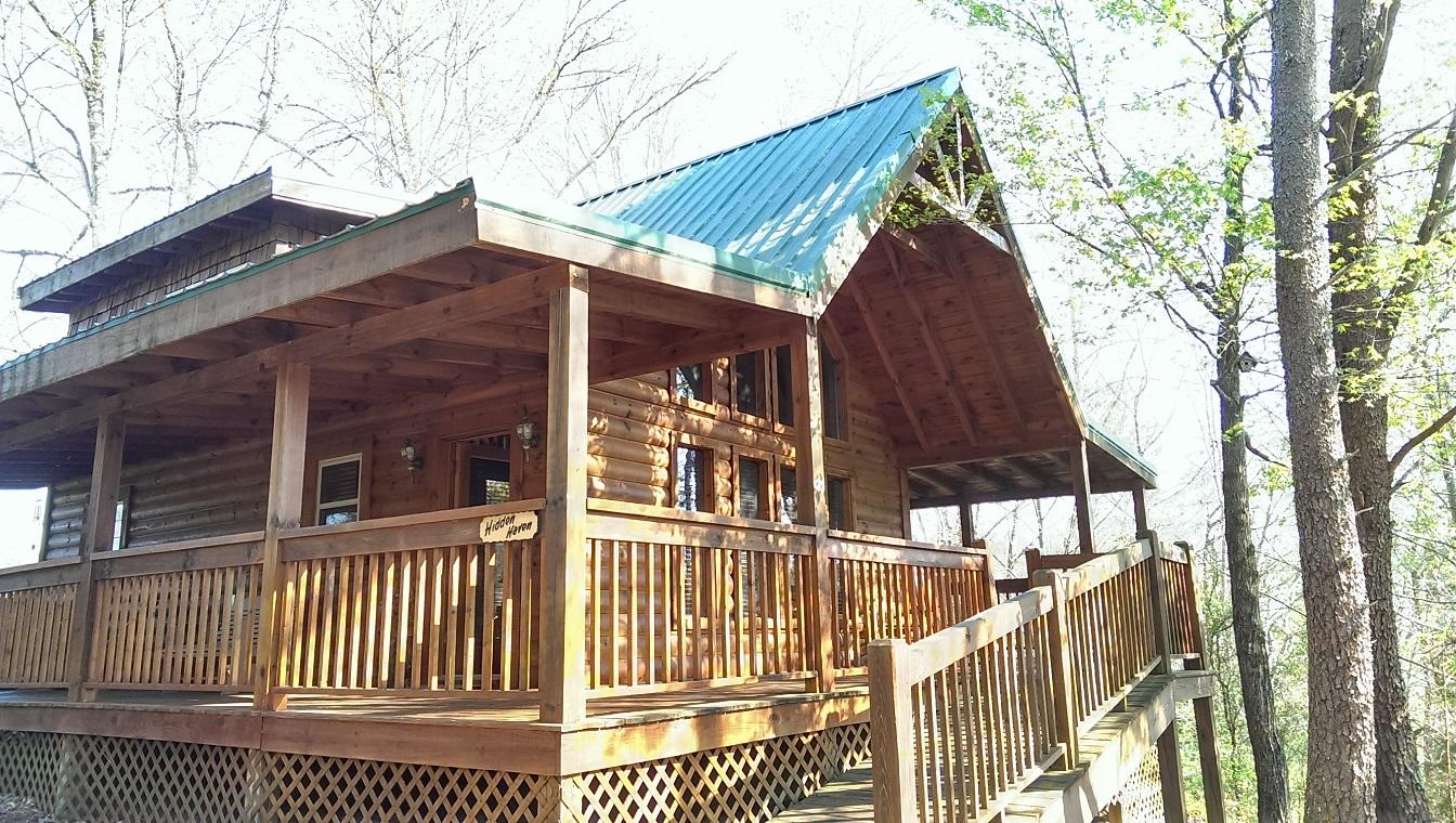 Pigeon forge cabin hidden haven 1 bedroom sleeps 6 for Cabins near downtown gatlinburg