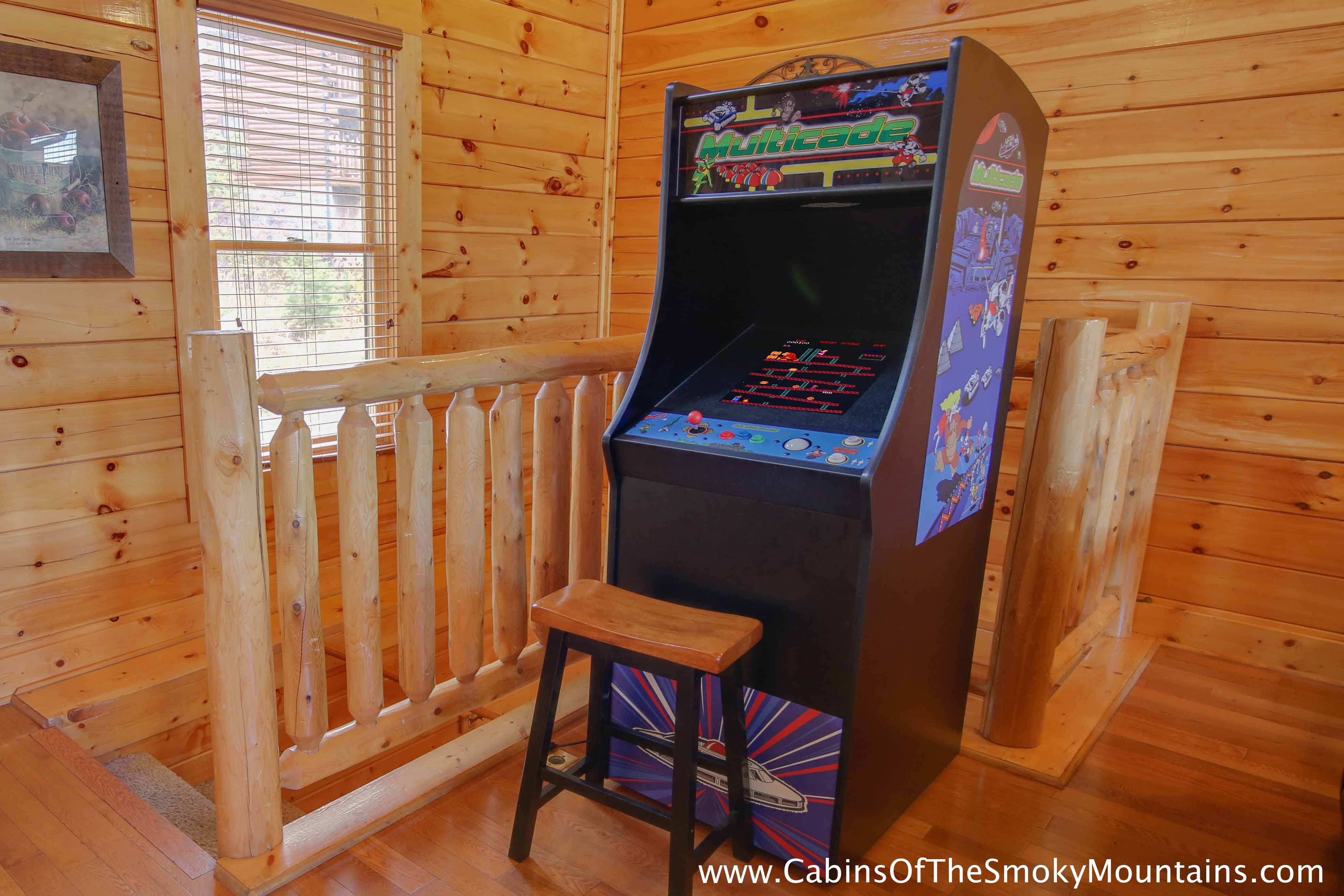 pigeon forge cabin elizabeth 39 s view 1 bedroom sleeps 10
