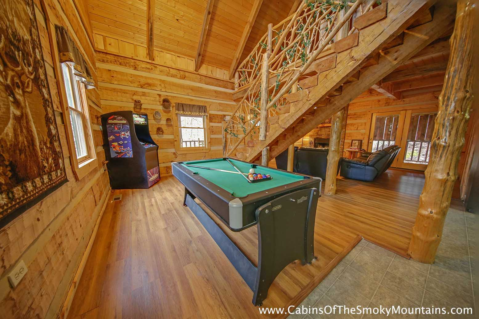 pigeon forge cabin pure country 1 bedroom sleeps 4