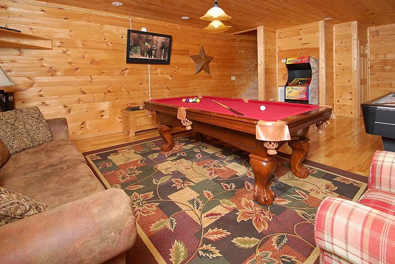 pigeon forge cabin gatlinburg sunrise 4 bedroom