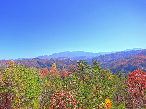 Smoky Mountain View picture
