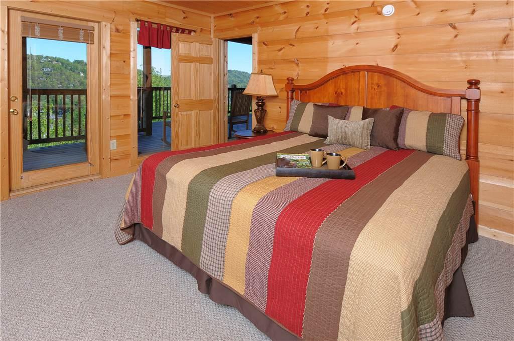 Pigeon Forge Cabin Gatlinburg Views 5 Bedroom Sleeps 14