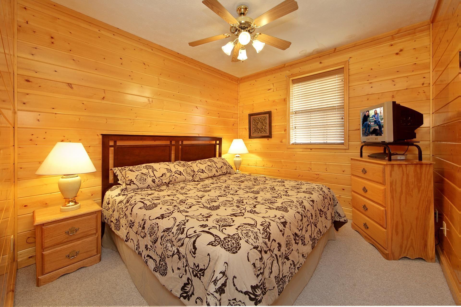 pigeon forge cabin heaven 39 s corner 7 bedroom sleeps 16