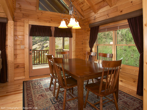 gatlinburg cabin southern comfort 1 bedroom sleeps 6