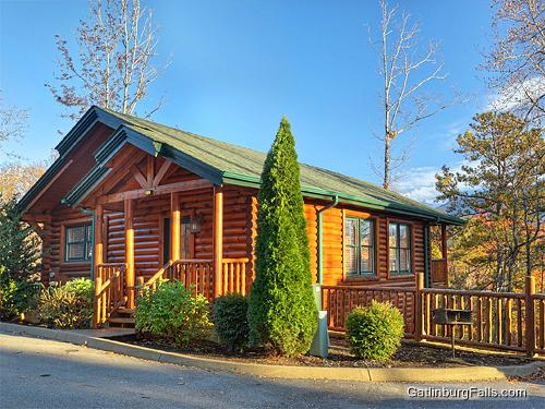 Gatlinburg cabin pointe of view 2 bedroom sleeps 8 for 8 bedroom cabins in gatlinburg