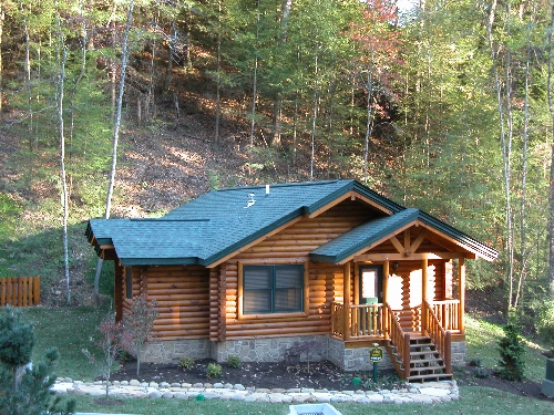 gatlinburg cabin almost paradise 1 bedroom sleeps 4