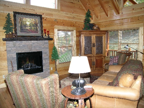 picture of Good Neighbear cabin