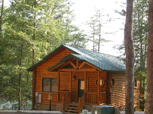 Gatlinburg cabin mountain dew 1 bedroom sleeps 8 for 8 bedroom cabins in gatlinburg