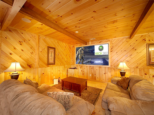 gatlinburg cabin majestic peaks 5 bedroom sleeps 20