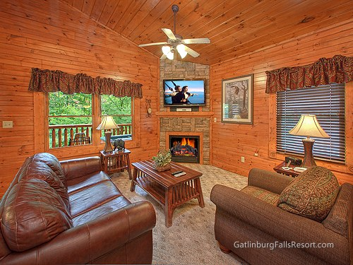 gatlinburg cabin after the kiss 1 bedroom sleeps 6