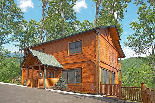 Gatlinburg cabin heaven on earth 5 bedroom sleeps 18 - Bedroom cabins in gatlinburg ...