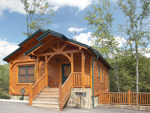 gatlinburg cabin peaceful easy feeling 1 bedroom