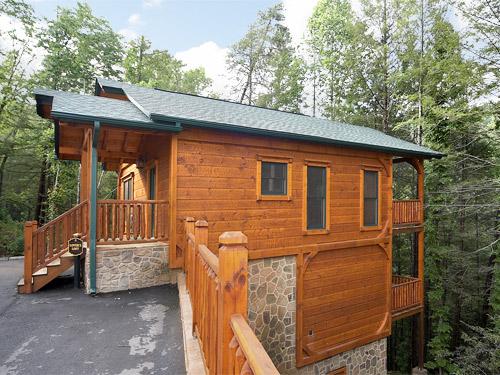 gatlinburg cabin lover 39 s loft 1 bedroom sleeps 8
