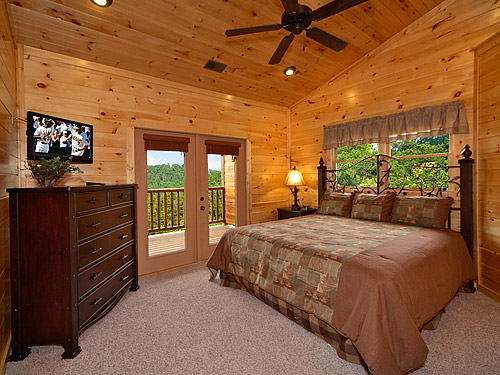 pigeon forge cabin cherokee lodge 5 bedroom sleeps 18